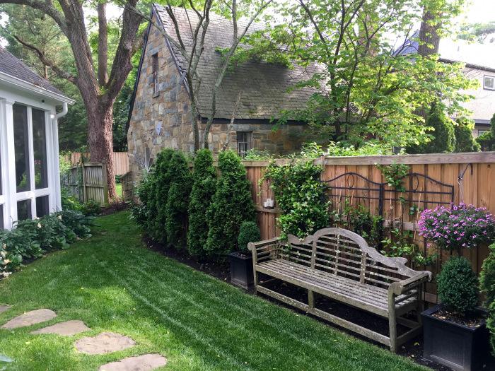 Bethesda Garden