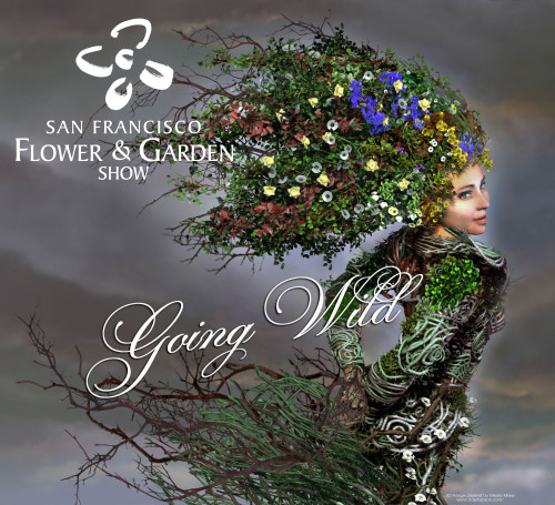 39 Going Wild 39 For Sustainability At The San Francisco Flower Garden Show Here By Design