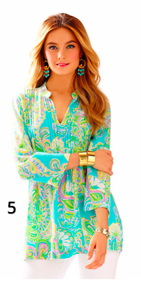 A spring Lilly Pulitzer look from Wilmington Country Store