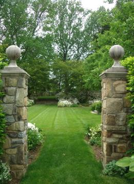 s. glen.entrance to rose garden